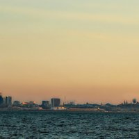 Панорама Таллина на закате :: Marina Pavlova