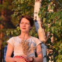 Настроение в горошек. :: Лариса Красноперова