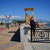 Гуляя по Олимпийскому парку-2 :: Любовь