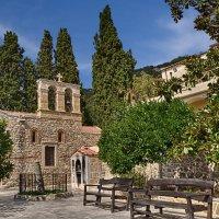 Монастырь Кадриотисса, Крит :: Priv Arter