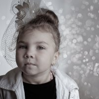 портрет девочки :: Тася Тыжфотографиня