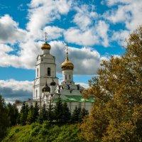 Троицкий собор в Вязьме (1674) :: Alexander Petrukhin