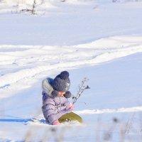 Нарисую на снегу...... :: Paparazzi