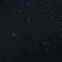 Ночное небо :: Ольга Рощектаева
