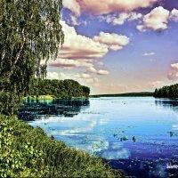 Осень на Урале :: Борис Соловьев
