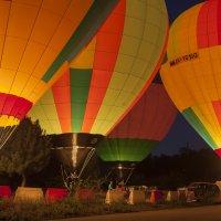 Фестиваль воздушных шаров :: Darina Mozhelskaia