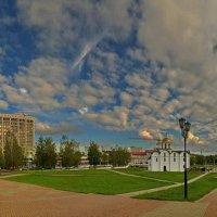 Площадь 1000-летия Витебска. 2016 год :: Сергей *Витебск*