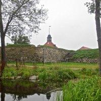 крепость корела, приозерск :: Елена