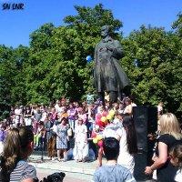 Как мы отпраздновали День Луганска! Зоо-дефиле :: Наталья (ShadeNataly) Мельник