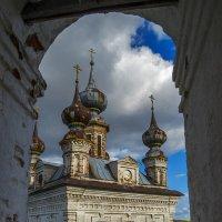 Из окна колокольни :: Сергей Цветков