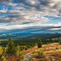 Утро в горах :: Андрей Поляков