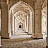 Узбекистан. Бухара. В мечети Калян :: Андрей Левин