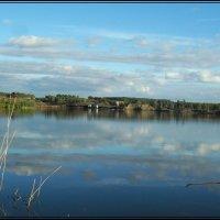 облака в воде. :: victor leinonen