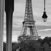 Эйфелева башня :: Анастасия Елкина
