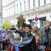 День города, Москва :: Katerina Smorodina