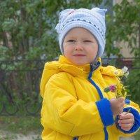 Цветы для мамы... :: Дмитрий Сиялов