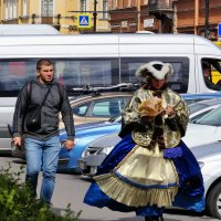 Разные лица :: Ирина Шурлапова