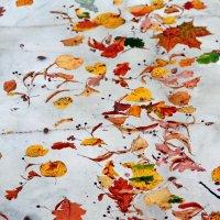 листья летнего сада... :: Виктор Истомин