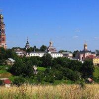 Монастырь Иоанна Богослова в Рязанской области :: Victor Klyuchev