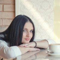 Капучиновый портрет :: Андрей Майоров