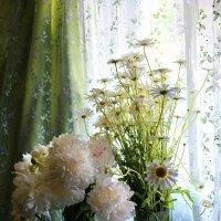 Красота разнообразия в белом :: 4uika (Алла) Тарасова