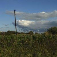Какое небо голубое :: Яков Реймер