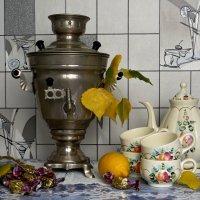 Горячий чай, из самовара :: Татьяна Смоляниченко