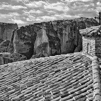 Греция. Монастыри Метеоры :: Андрей Левин