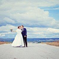 Свадебная фотосъемка прогулки :: марина алексеева