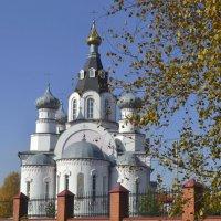 Осень. :: Александр Бормотов