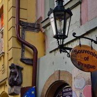 Карлова улица, Прага :: Владимир Брагилевский