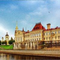 Рыбинск :: Андрей Иванов