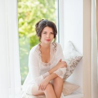 утро невесты... :: Кристина Волкова(Загальцева)