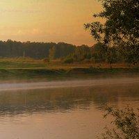 Ранним утром на реке . :: Мила Бовкун