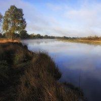Осенним утром на реке :: Ирина Приходько