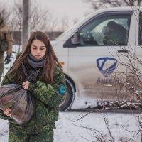 """""""батальон Ангел"""" :: Олег Никитин"""