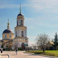 Преображенская церковь. :: Юрий Шувалов
