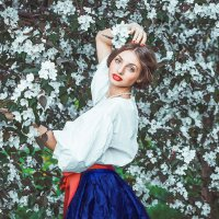 Весна :: михаил шестаков