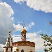 Собор Богоявления :: Наталья Покацкая