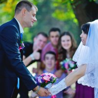 свадьба :: ВЛАДИМИР Бойко