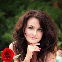 Розовая симфония :: Mila Makienko