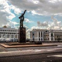 Площадь Ленина в Тамбове. :: Александр Селезнев