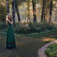В лесу :: Елена Ельцова