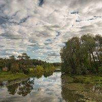 В ту теплую осень :: Владимир Макаров