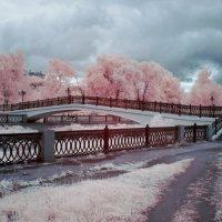 Мост через Яузу :: Андрей Воробьев