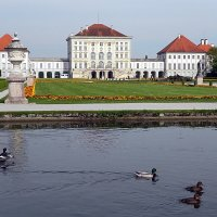Нимфенбургский дворец. :: Елена Пономарева