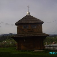 Церковный   музей   в  Ворохте :: Андрей  Васильевич Коляскин