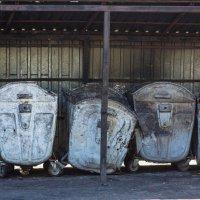 мусорные баки :: сергей пейкер
