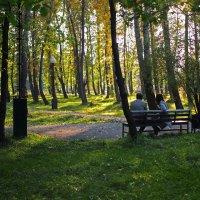 Вот и осень настаёт... :: Александр Попов