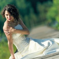 Невеста :: Ольга Кирс